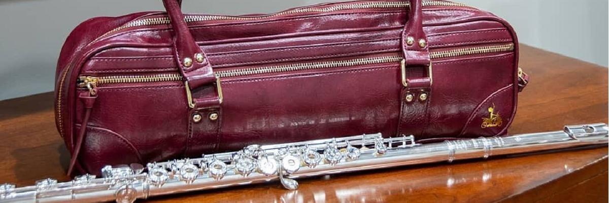 Fundas y estuches para flauta travesera