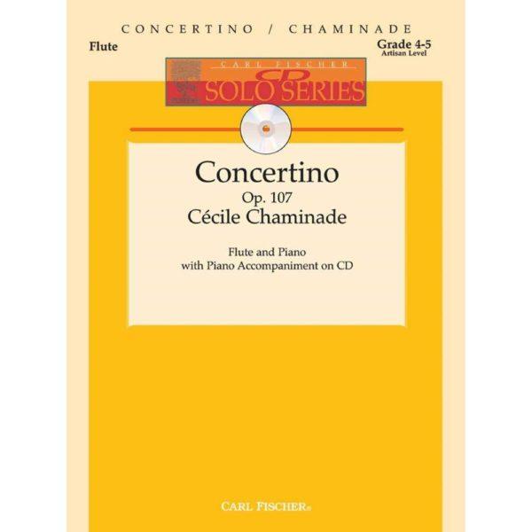 FISCHER: CHAMINADE. C - CONCERTINO OP. 107