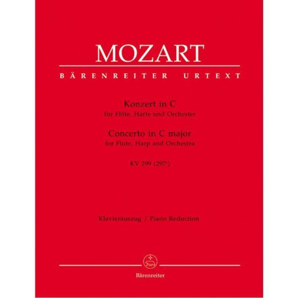 BÄRENREITER: MOZART. W. A - CONCERTO IN C MAJOR KV. 299