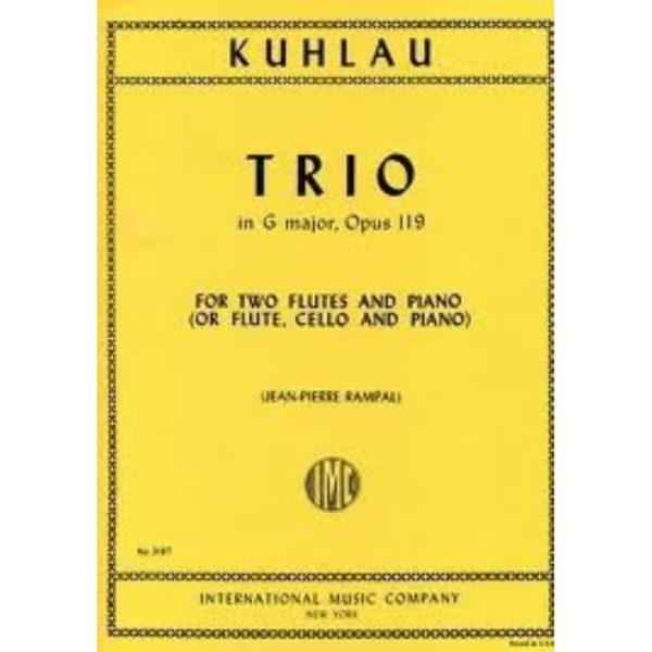 IMC: KUHLAU TRIO IN G MAJOR OP. 119