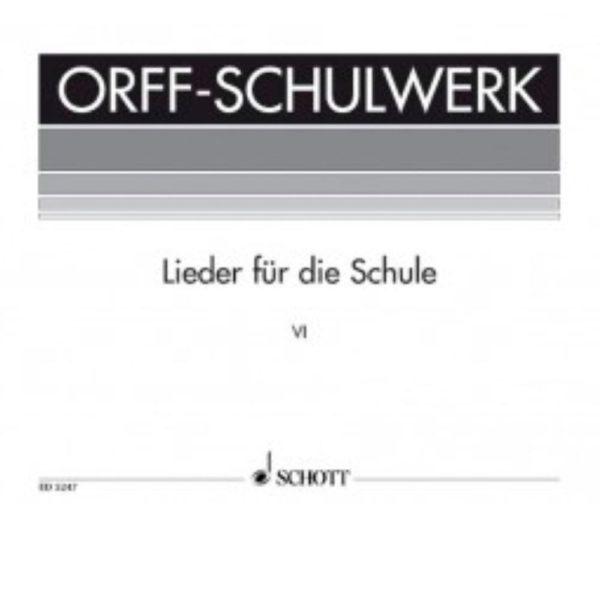 SCHOTT: ORFF - EIGHTEEN PIECES FOR DESCANT RECORDER