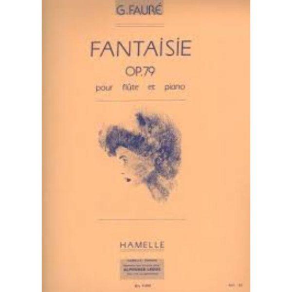 HAMELLE: G. FAURÉ FANTASÍA OP. 79