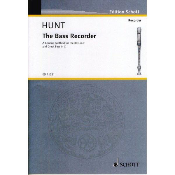 SCHOOT: HUNT - THE BASS RECORDER