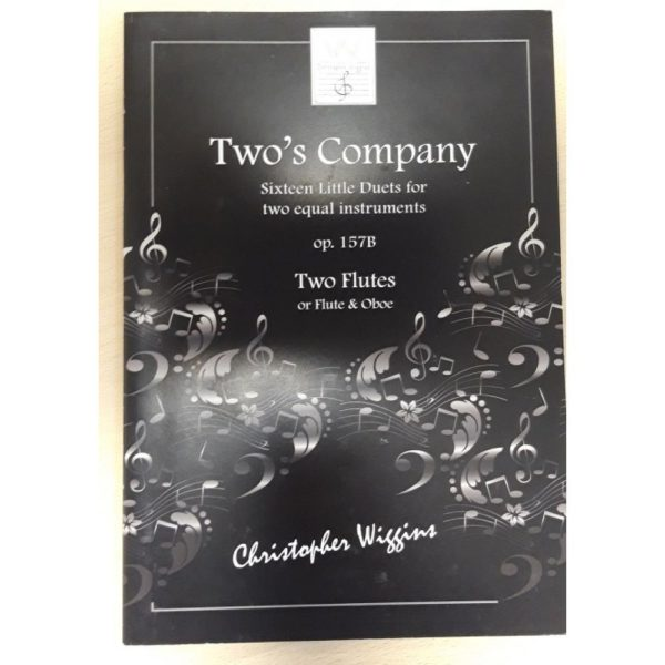 CHRISTOPHER WIGGINS: TWO´S COMPANY