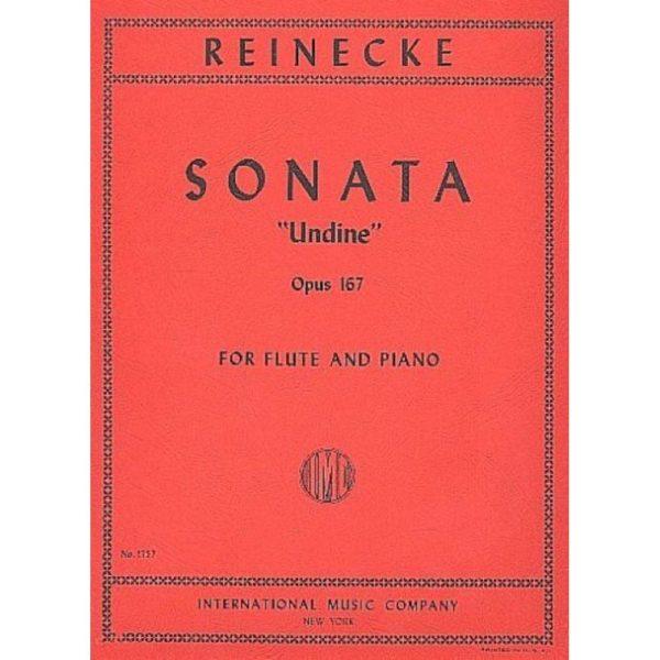 IMC: REINECKE. C - SONATA UNDINE (FLAUTA Y PIANO)