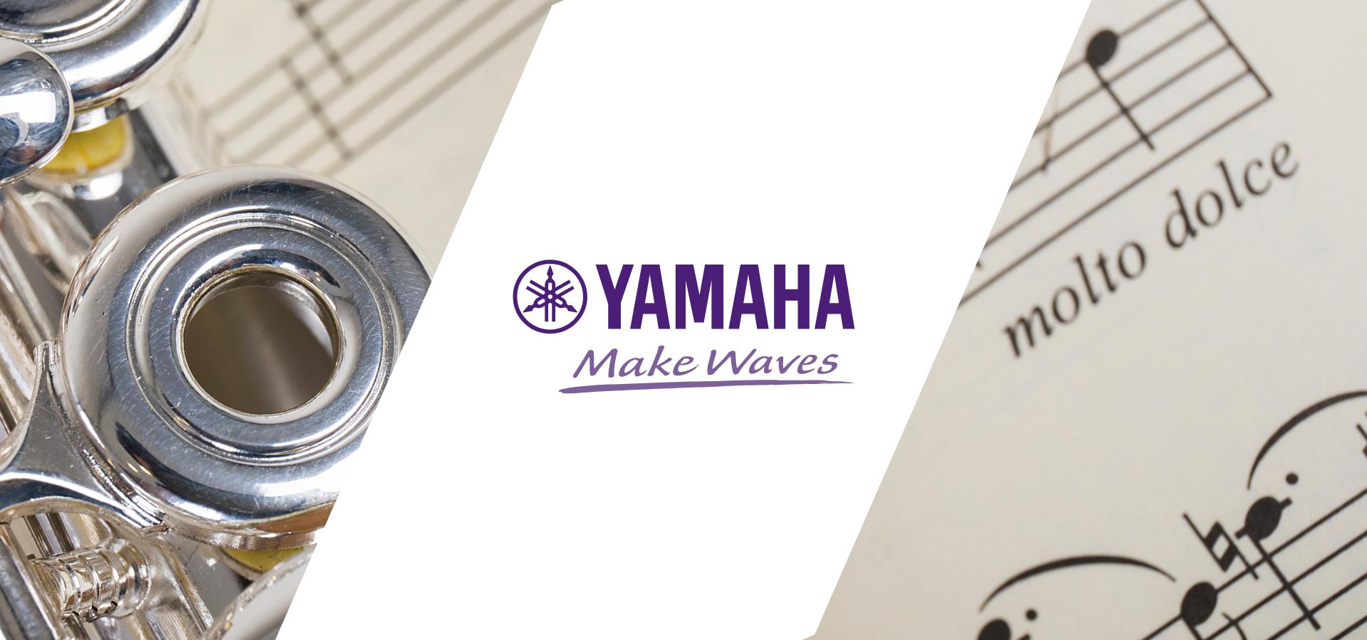 Flautas Yamaha