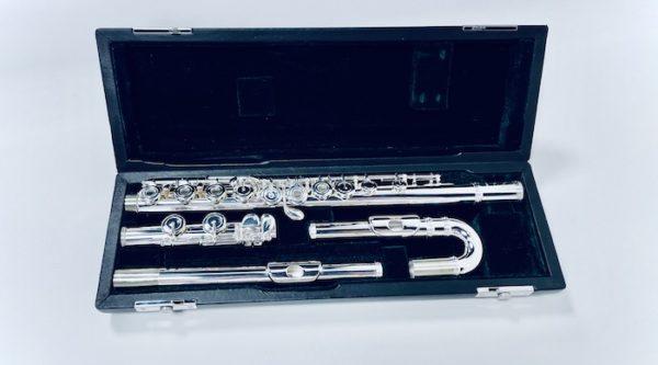 Flauta 2 cabezas